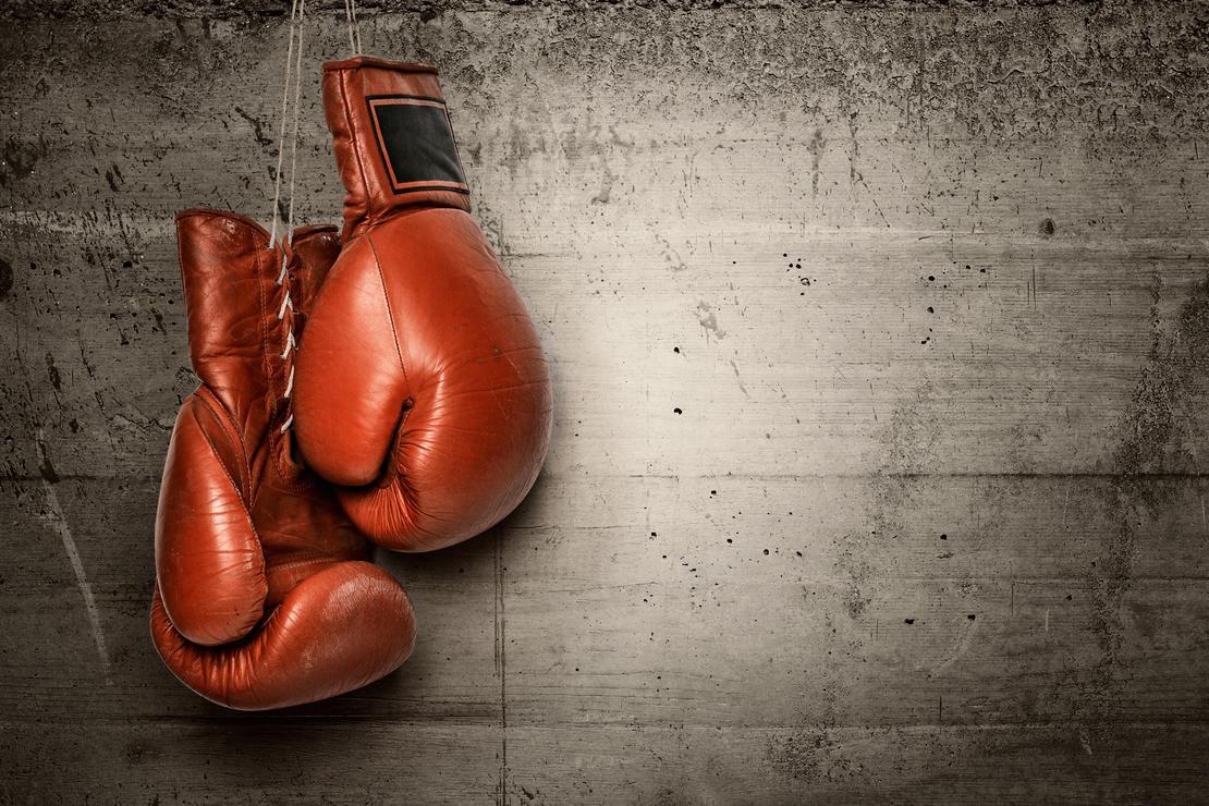 Illustrasjonsfoto: boksehansker