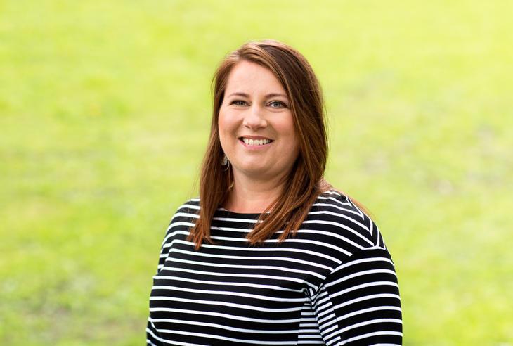 Leder for sosionomene i FO, Kathrine Haugland Martinsen