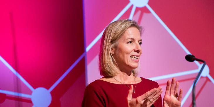 Leder i tankesmien Agenda, Marthe Gerhardsen
