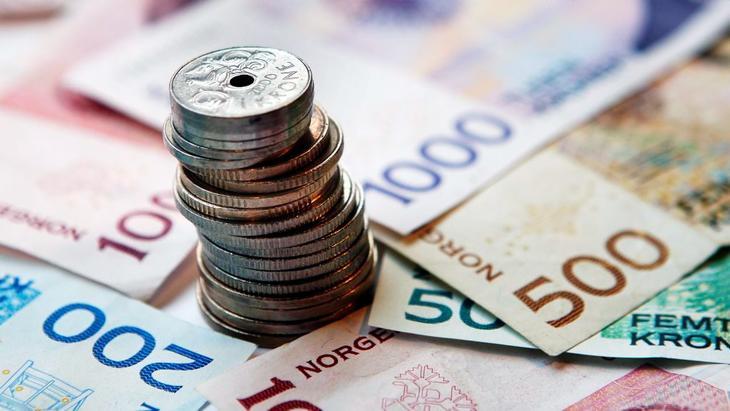 Illfoto penger
